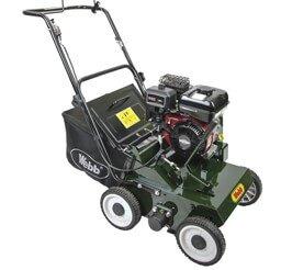 petrol lawn aerator