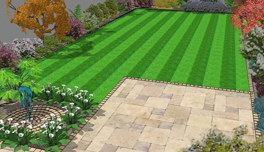 planning your lawn