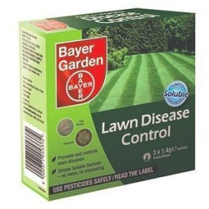 bayer lawn disease control