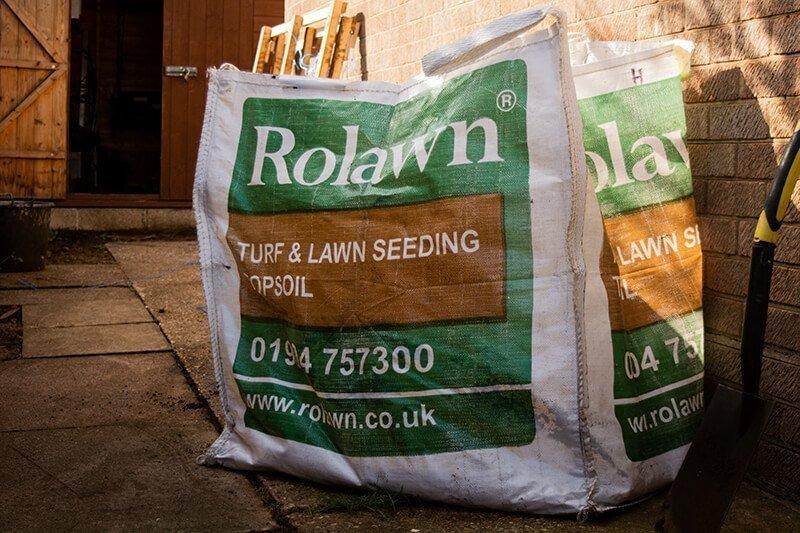 rolawn topsoil