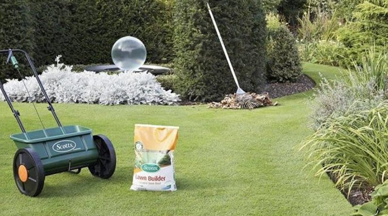 grass fertiliser