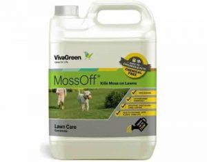 Moss Off