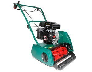 Allett Classic Petrol Lawn Mower Review