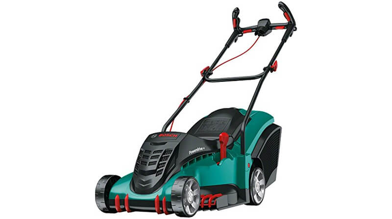 bosch rotak 40, the best cordless mower for most people