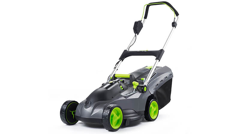 g tech cordless lawn mower review