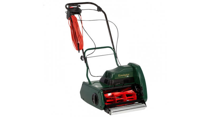 Best Cylinder Lawn Mower: 8 Picks For Creating a Tennis