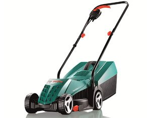 best corded mower for small lawns