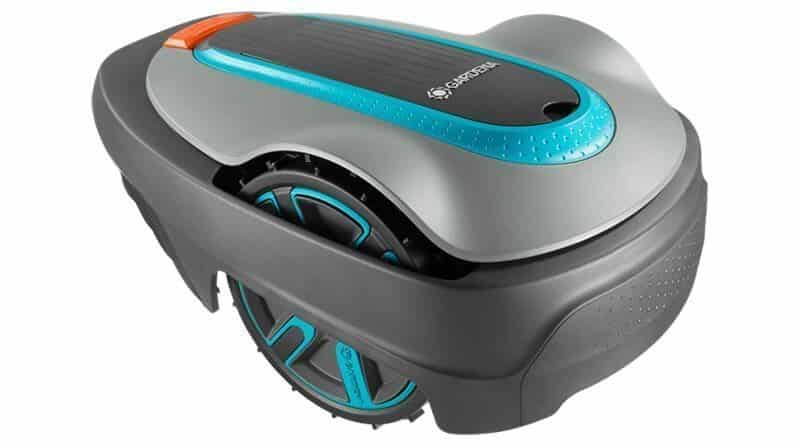 gardena selino city robot mower
