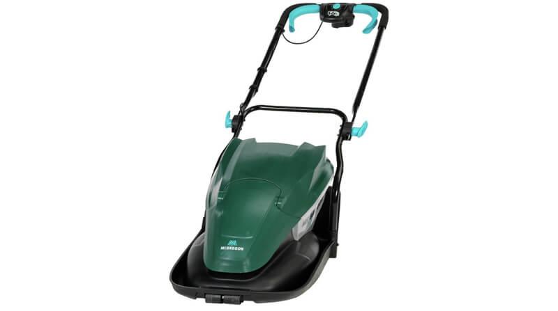 Mcgregor hover lawn mower