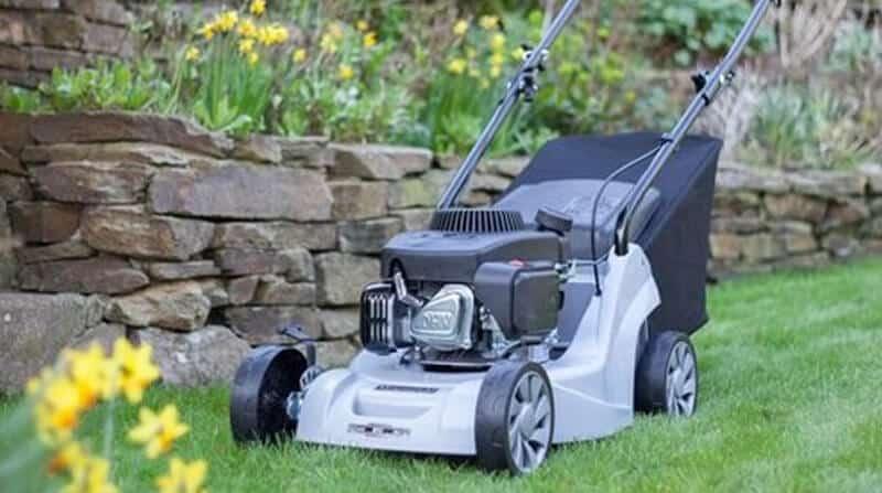 mountfield sp41 petrol lawn mower review