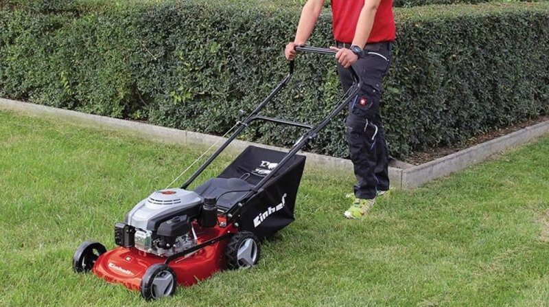 Einhell GC-PM 46 S Review