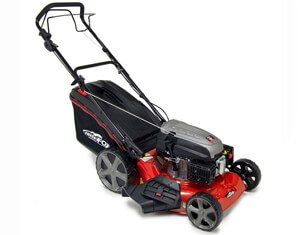 frisky fox petrol lawn mower