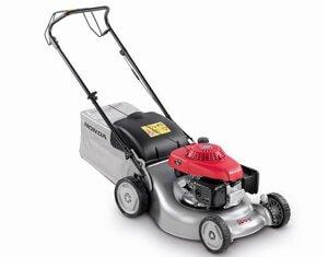 honda self-propelled mower