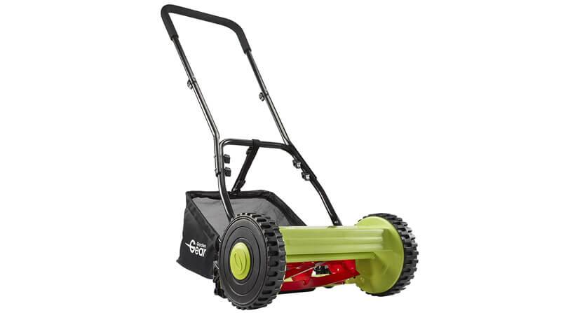 garden gear push mower review