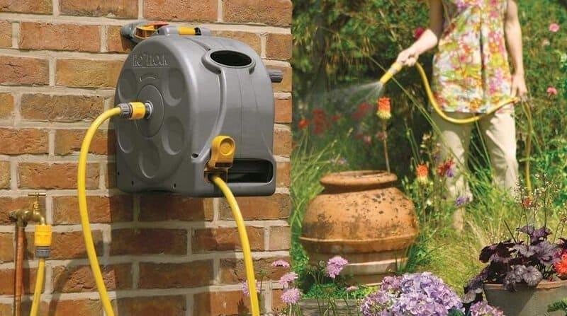 hozelock 2 in 1 compact 25m garden hose