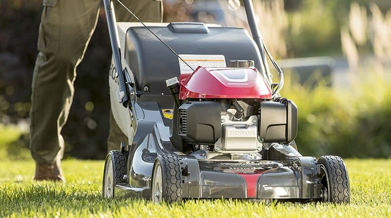 best lawn mower for long grass
