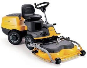 best out front riding mower