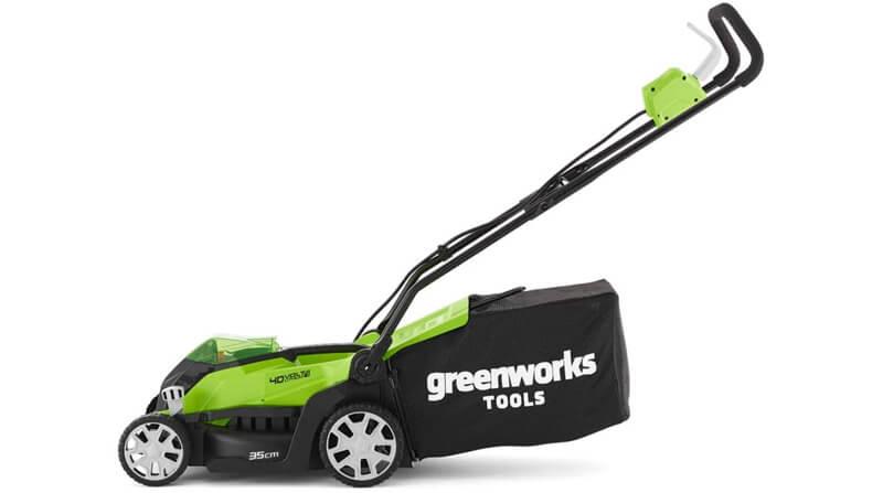 Greenworks G40LM35K2 review