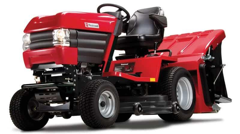 heavy duty garden tractor