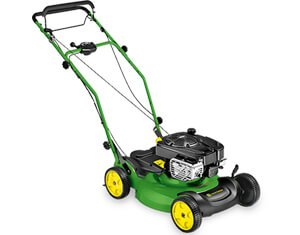 the best mulching mower of them all