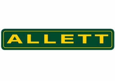 Featured in Allett.co.uk