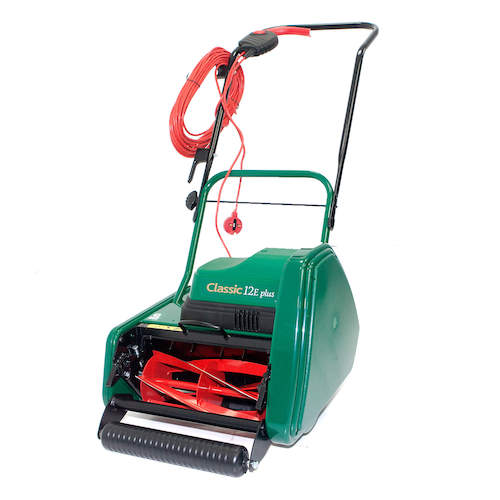 Allett Classic 12E Review - Best Push Electric Cylinder Mower