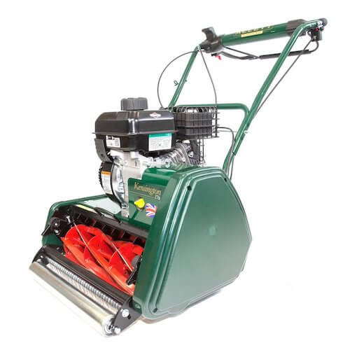 Allett Kensington 20K Review: Best Self-Propelled Petrol Cylinder Lawn Mower For Large Lawns