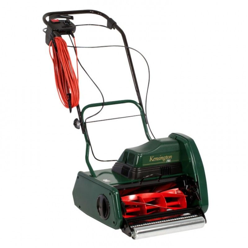 Allett Sandringham 14E Electric Cylinder Mower For Ornamental Lawns