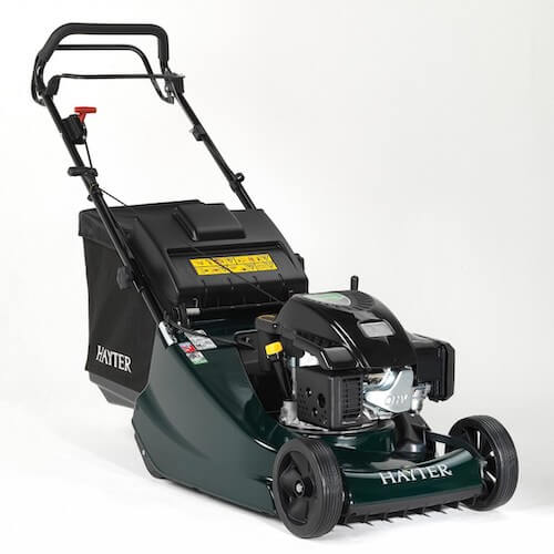 Hayter Harrier 48 Petrol Lawn Mower with Roller
