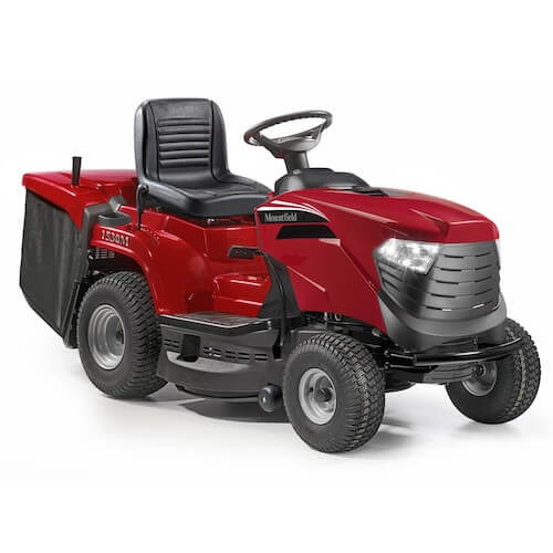 Mountfield 1530M Ride On Mower with Rear Collector